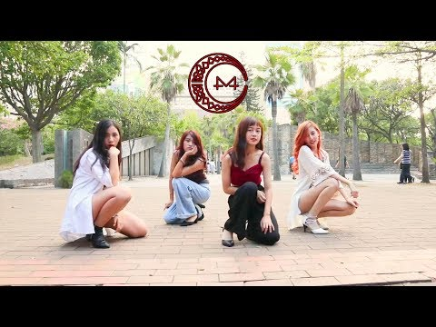 [KPOP IN PUBLIC CHALLENGE] MAMAMOO(마마무) 'Egotistic(너나 해)' Dance Cover By KEYME From TAIWAN