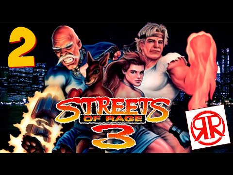 Streets of Rage 3: Dr. Zan Is Malfunctioning! - EP: 2 - Rogues and Roleplayers