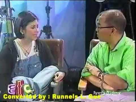 Regine Velasquez Linked To Noynoy Aquino Interview With Boy Abunda