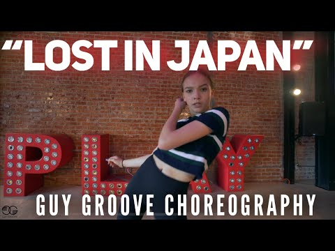 Lost In Japan | @shawnmendes @zedd | @GuyGroove Choreography