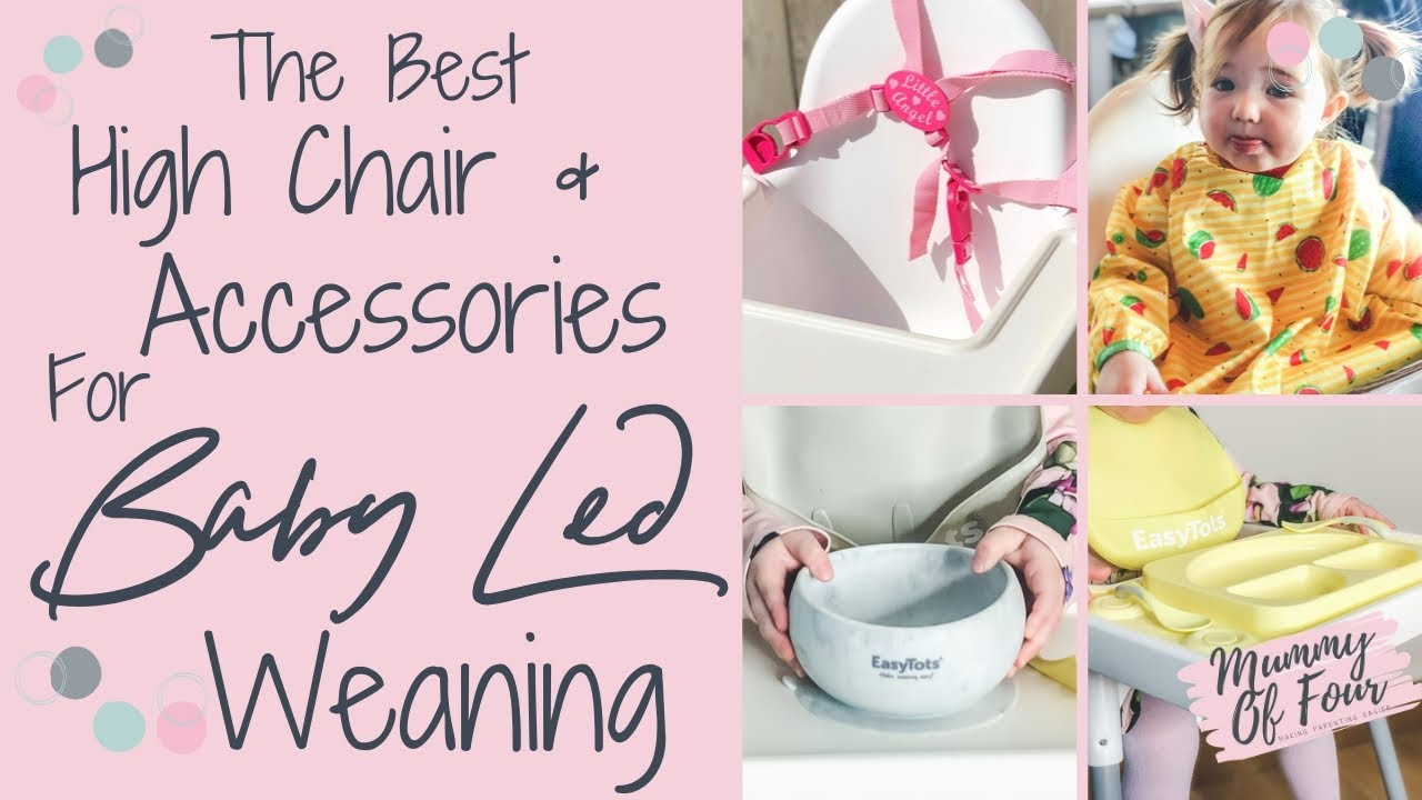 Baby Led Weaning Essentials Best High Chair For Baby Led Weaning