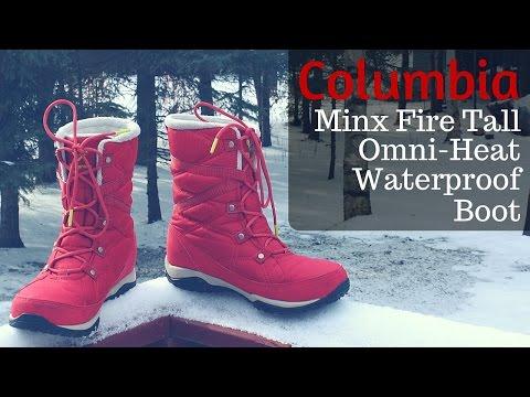 547c99fd4 Columbia Minx Fire Tall Omni-Heat Waterproof Boot - Tested ...