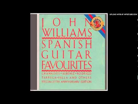 Valses Poeticos - Granados - John Williams