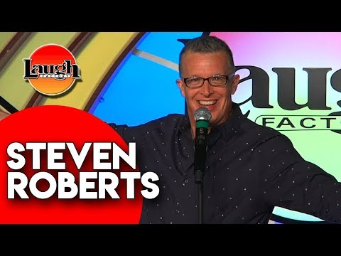 Steven Roberts | Ironic Street Names | Laugh Factory Las Vegas Stand Up Comedy