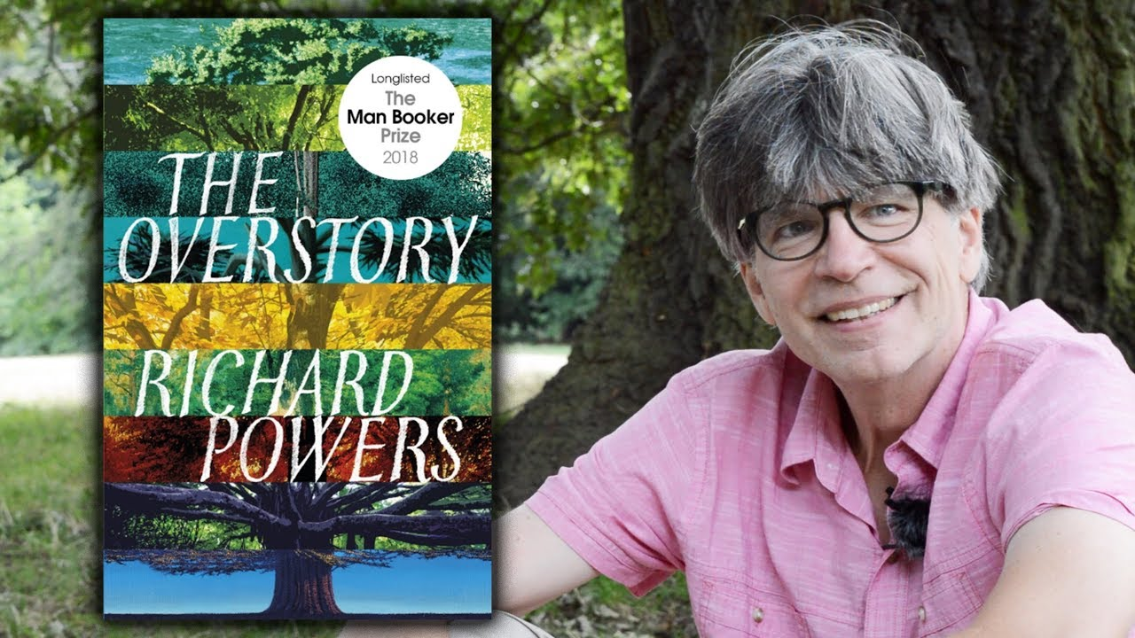The Overstory By Richard Powers Waterstones