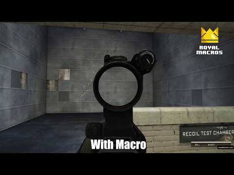 NEW BlackSquad No Recoil Macro Script - QuickScope videominecraft ru