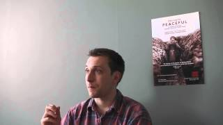 Interview Question 5 with William Troughton, acting in Private Peaceful at Tobacco Factory Theatres