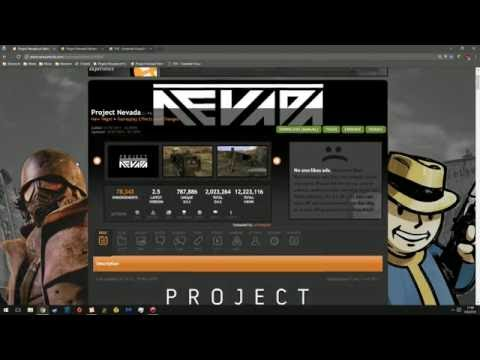 Fallout New Vegas: Project Nevada + EVE Install Tutorial 2016 (Part 1)