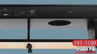 Dayton Audio ATS1200 3.1 TV Stand