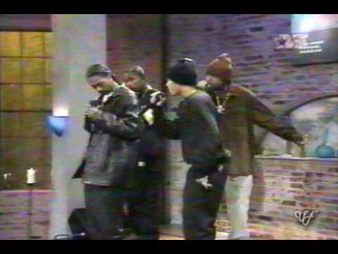 Bone Thugs-N-Harmony - Days of Our Lives on Planet Groove 1998