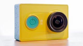 Xiaomi Yi Action Camera — обзор | reDroid.ru