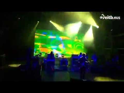 MGMT concert in Bilbao BBK Live 2014