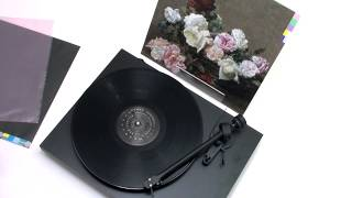 New Order - Age of Consent (Official Vinyl Video)