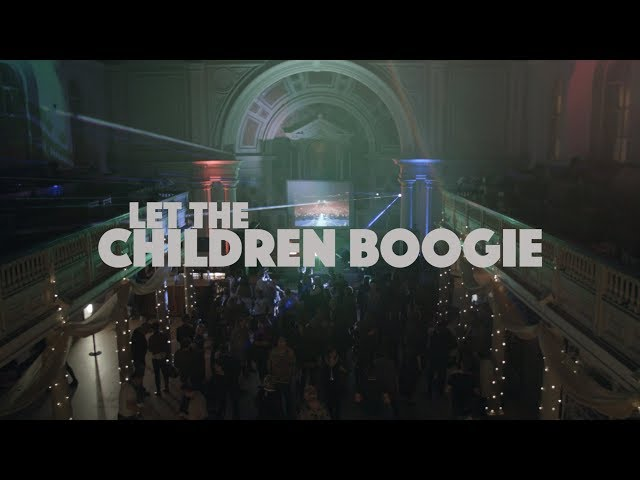 LET THE CHILDREN BOOGIE - Bowie Fundraiser & Celebration (HD)