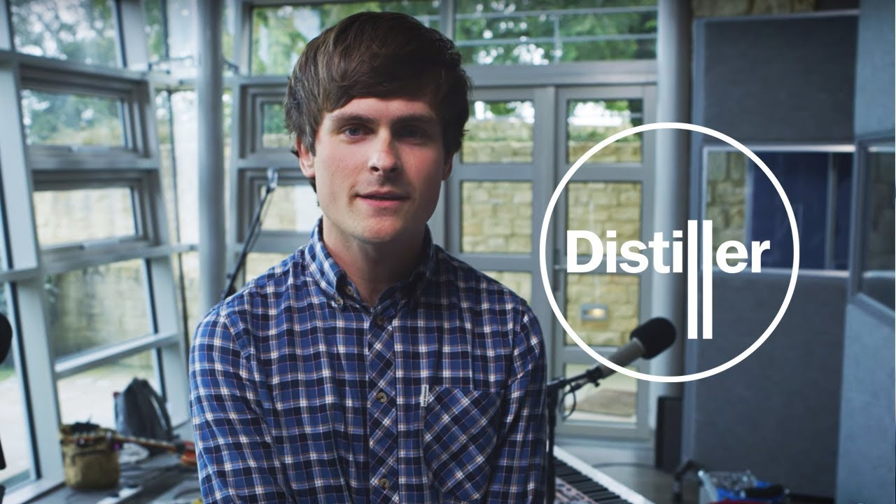Tom Speight - Waiting | Live From The Distillery