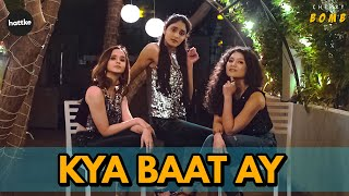 Kya Baat Ay X Say My Name X Angel Eyes | Cherry Bomb Music Cover | Hattke