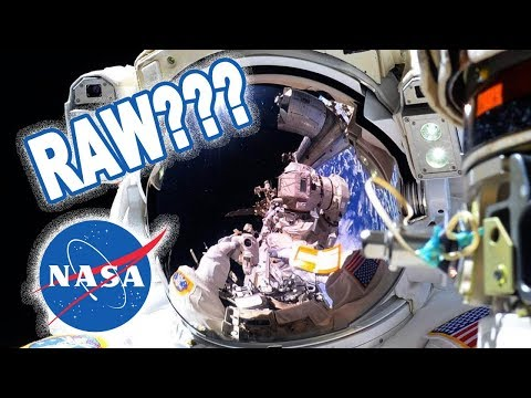 Does NASA Shoot RAW? An Interview with ASTRONAUT Randy Bresnik