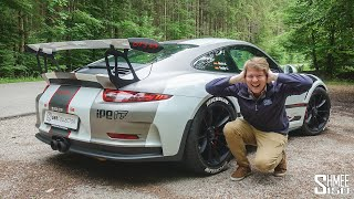 My Friend has the LOUDEST Porsche GT3 RS EVER!