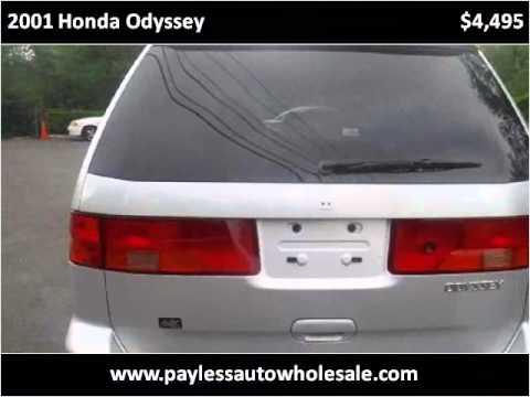 2001 honda odyssey used cars north bergen nj youtube for Used honda odyssey nj