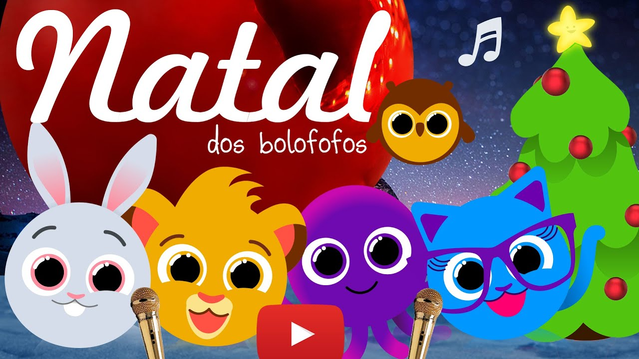 Musicas De Natal: Natal Dos Bolofofos (Música De Natal Infantil)