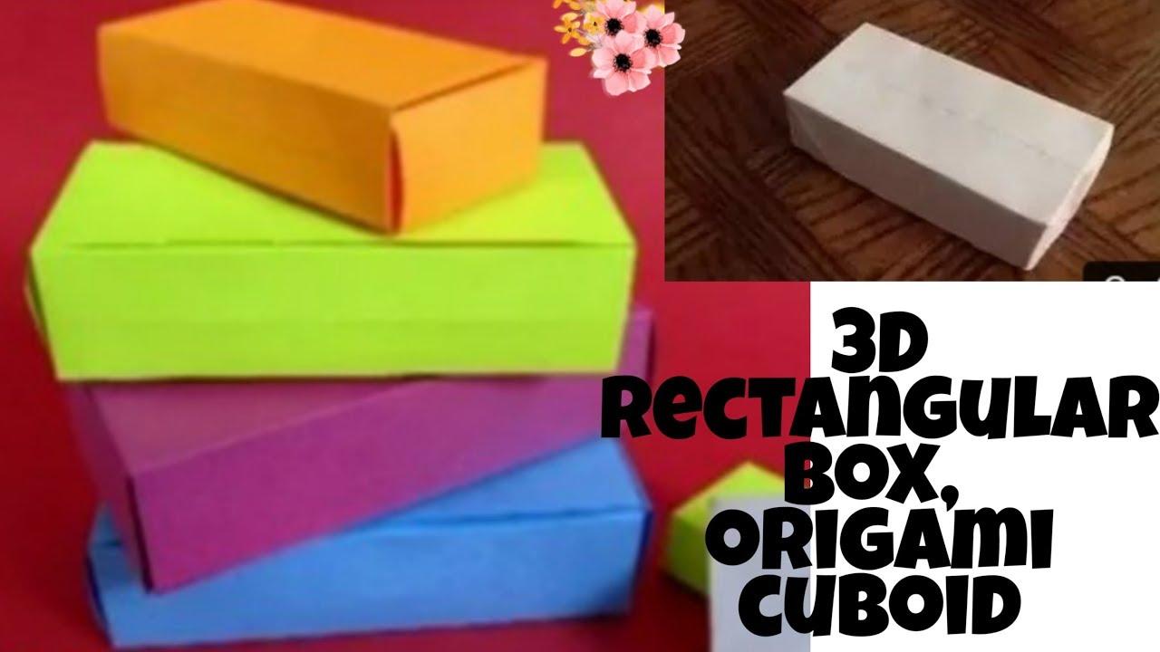 Origami - Tray, Box (How to make, Tutorial, DIY) - YouTube | 720x1280