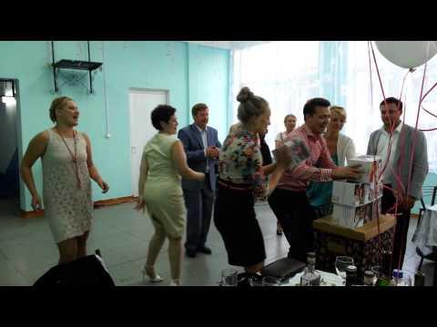 Самое креативное поздравление на свадьбу! - Видео с YouTube на компьютер, мобильный, android, ios
