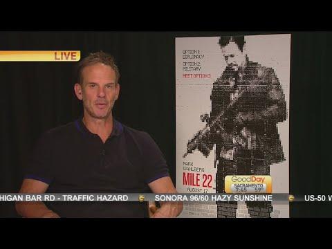 Mazzy - Mile 22 Director Peter Berg....