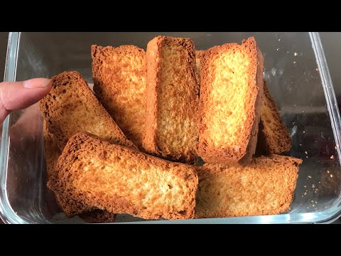 Tea time bread rusk recipe bread rusk recipe