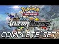 COMPLETE COLLECTION OF ULTRA PRISM POKEMON CARDS!!!