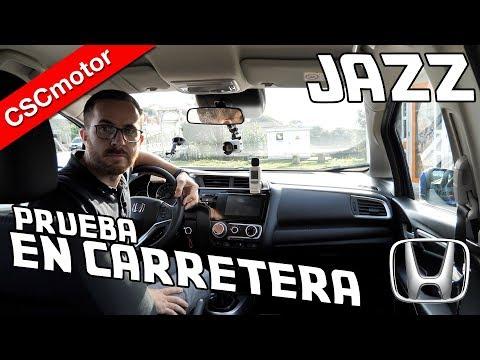 Honda Jazz | 2018 | Prueba en carretera