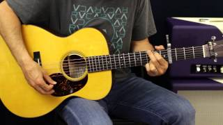 How To Play - Sure Be Cool If You Did By Blake Shelton - Acoustic Guitar Lesson - Beginner