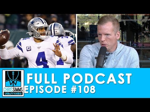 #AskMeAnything: Cowboys collapse, KC peaks, Xmas questions | Chris Simms Unbuttoned (Ep. 108 FULL)