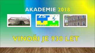 5. B - Akademie ZŠ Vinoř 2018