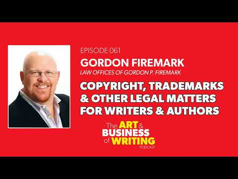 ABW 061: Copyright, Trademarks & Other Legal Matters for Wri