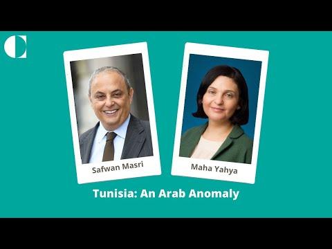 Tunisia: An Arab Anomaly