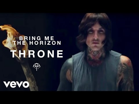 preview Bring Me The Horizon - Throne from youtube
