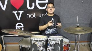 Drum Lesson by Gospel Drum Tips: Kick123