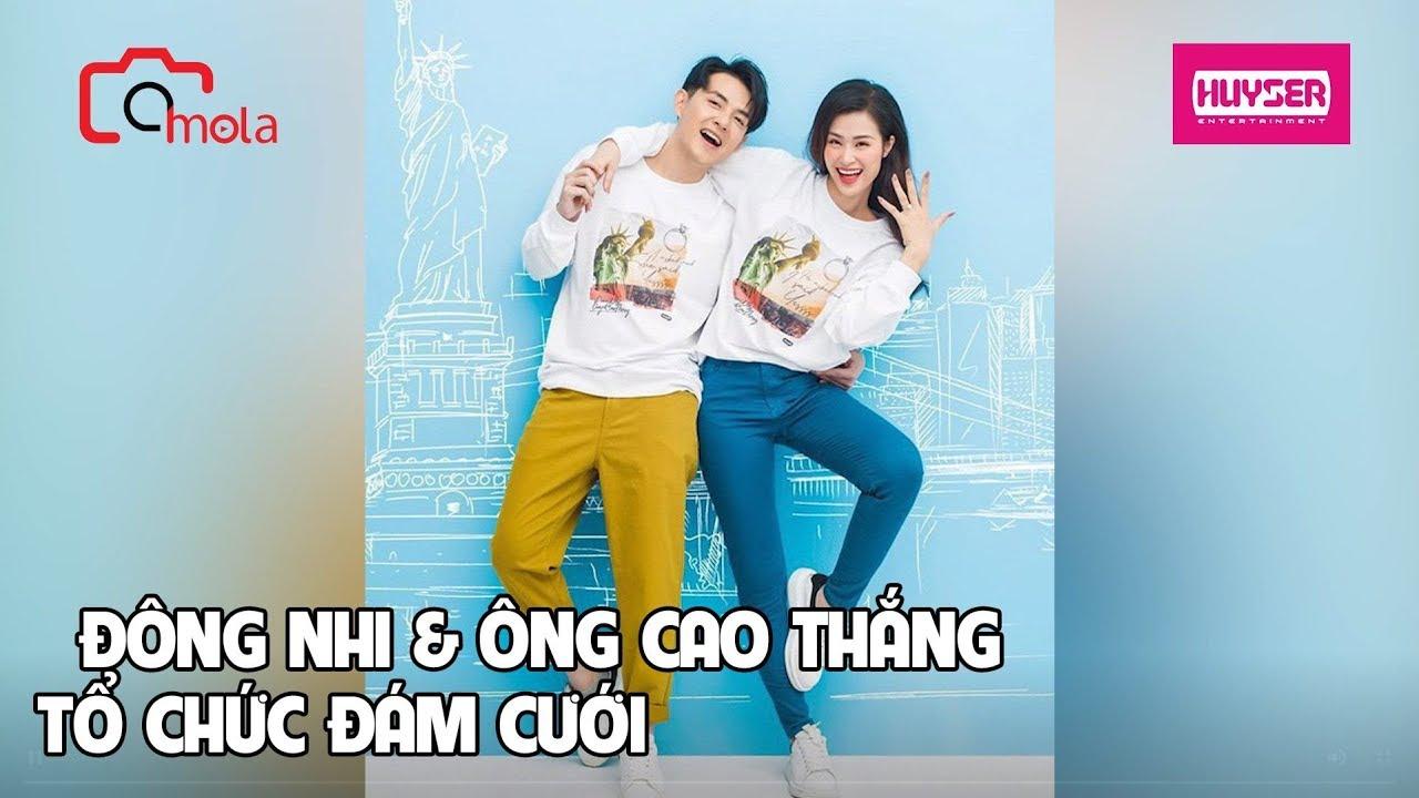 Đông Nhi Và Ông Cao Thắng sẽ tổ chức đám cưới vào tháng 11 | MOLA News