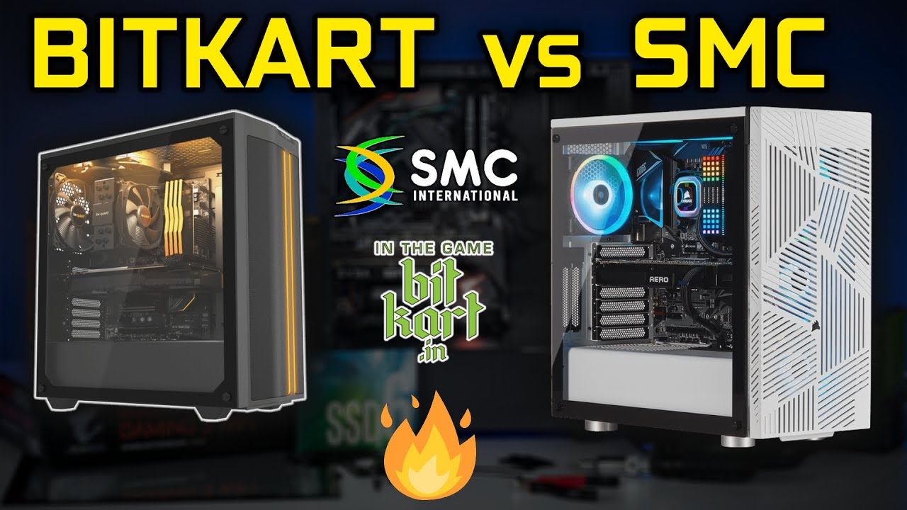 Bitkart vs SMC | Comparison | Which is Best [Hindi]
