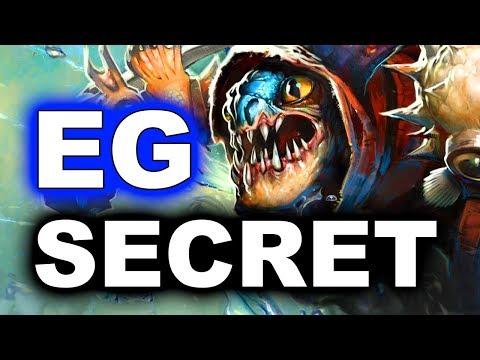 EG vs SECRET - GAME OF THE DAY! - GESC THAILAND MINOR DOTA 2