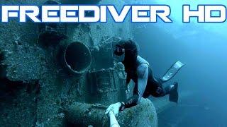 Freediving Jordan | Cargo Ship Wreck | Cedar Pride