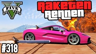 SCHNELLER ALS RAKETEN - TRIPLE FLIP WALLRIDE ! (+DOWNLOAD) | GTA V - CUSTOM MAP RENNEN
