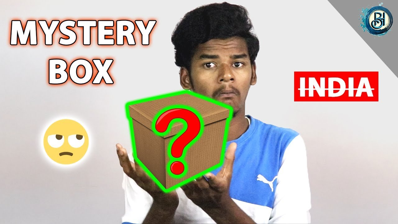Mystery Box Unboxing This Product Still Not Availble In India Youtube