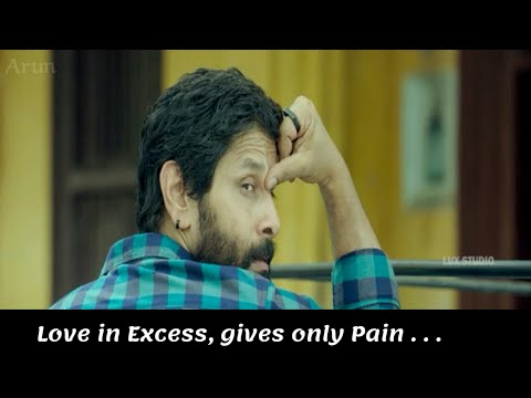 Sketch Sad Love WhatsApp Status | Vaanam...