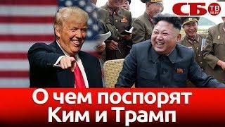 О чем поспорят Ким и Трамп | саммит КНДР и США