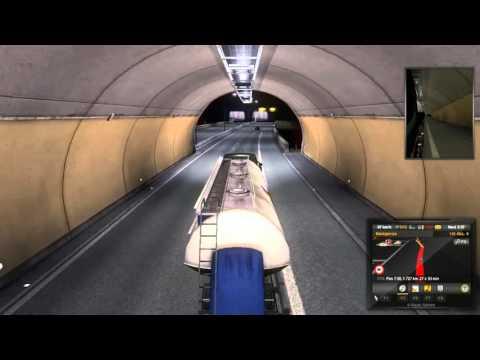 {Balkan Driver}: Euro truck Simulator 2 Luda vozna Serbia-Croatia Part 6