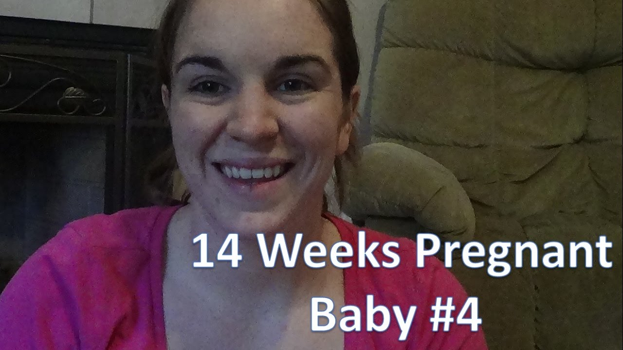 14 WEEKS PREGNANT WITH BABY #4! [Am I feeling movement? Abdominal Pain, and  Belly!]