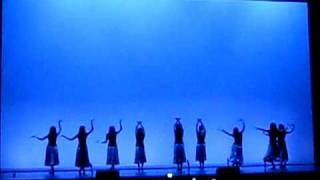 UCLA Indian Culture Show 2008 - Modern Hindi Film Dance