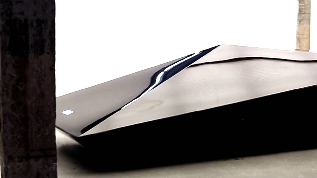 Lo Res Car (2016) by United Nude concept shape was formed