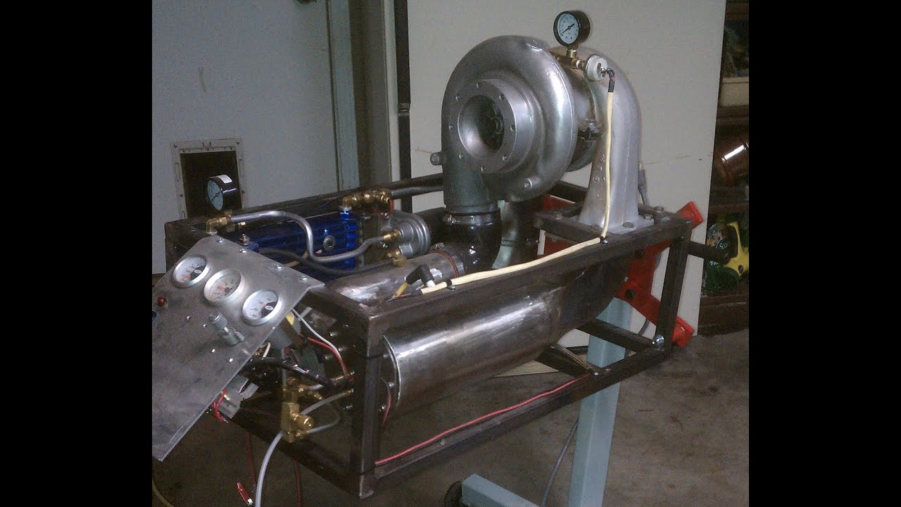 Homemade Steam Engine Build And Test